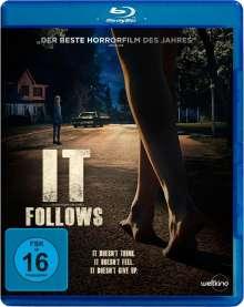 It Follows (Blu-ray), Blu-ray Disc