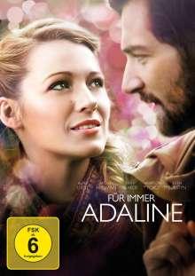 Für immer Adaline, DVD