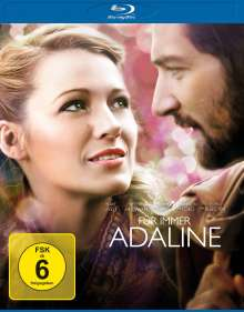 Für immer Adaline (Blu-ray), Blu-ray Disc