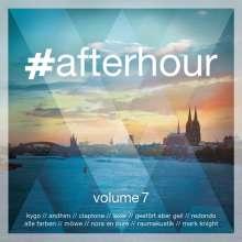 #afterhour Vol. 7, 2 CDs
