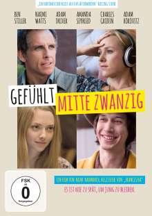 Gefühlt Mitte Zwanzig, DVD