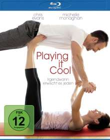 Playing It Cool (Blu-ray), Blu-ray Disc