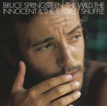 Bruce Springsteen: The Wild, The Innocent & The E Street Shuffle, CD