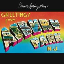 Bruce Springsteen: Greetings From Asbury Park, N.J., CD
