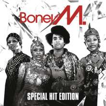Boney M.: Special Hit Edition/Hits And Hit-Mixe, 2 CDs