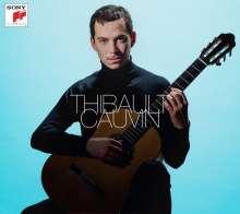 Thibault Cauvin, Gitarre, 2 CDs