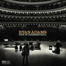 Ryan Adams: Ten Songs From Live At Carnegie Hall 2014 (Limited Edition), LP