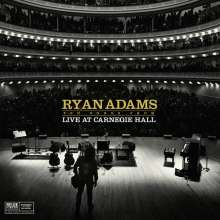 Ryan Adams: Ten Songs From Live At Carnegie Hall 2014, CD