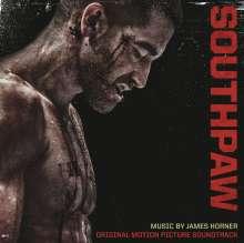 Filmmusik: Southpaw, CD