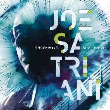 Joe Satriani: Shockwave Supernova, CD