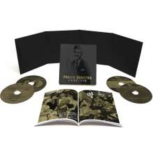 Frank Sinatra (1915-1998): A Voice On Air (1935 - 1955), 4 CDs