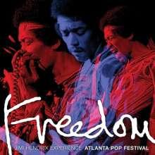 Jimi Hendrix: Freedom - Atlanta Pop Festival, 2 LPs