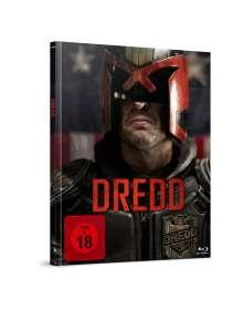 Dredd (Blu-ray im Mediabook), Blu-ray Disc