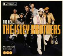 The Isley Brothers: The Real...The Isley Brothers: The Ultimate Collection, 3 CDs