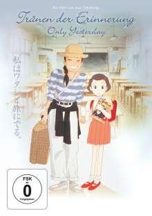 Tränen der Erinnerung - Only Yesterday, DVD