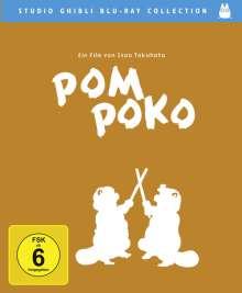 Pom Poko (Blu-ray), Blu-ray Disc