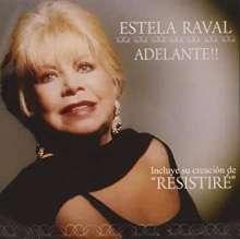 Estela Raval: Adelante!!, CD