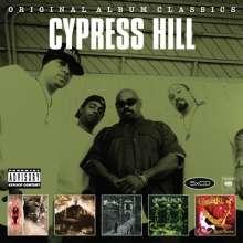 Cypress Hill: Original Album Classics (Explicit), 5 CDs