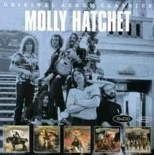 Molly Hatchet: Original Album Classics, 5 CDs