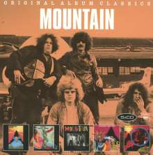 Mountain: Original Album Classics, 5 CDs