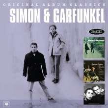Simon & Garfunkel: Original Album Classics, 3 CDs