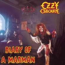 Ozzy Osbourne: Diary Of A Madman, CD