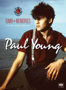 Paul Young: Tomb of Memories: The CBS Years, 4 CDs