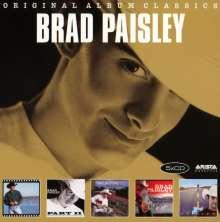 Brad Paisley: Original Album Classics, 5 CDs