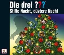 Adventskalender - Stille Nacht, düstere Nacht, 3 CDs