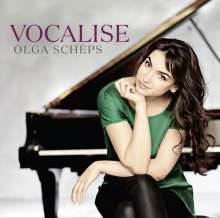 Olga Scheps - Vocalise, CD