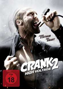 Crank 2, DVD