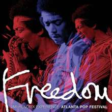 Jimi Hendrix: Freedom – Atlanta Pop Festival, 2 CDs