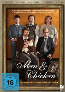 Men & Chicken, DVD