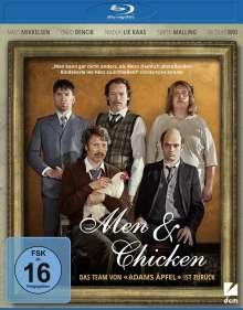 Men & Chicken (Blu-ray), Blu-ray Disc