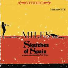 Miles Davis (1926-1991): Sketches Of Spain (180g), LP