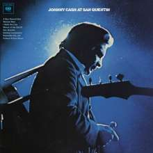 Johnny Cash: At San Quentin (180g), LP