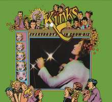 The Kinks: Everybody's in Showbiz (Legacy-Edition), 2 CDs
