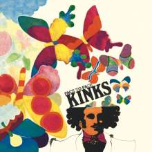 The Kinks: Face To Face (remastered) (180g) (Limited Edition) (Red Vinyl), LP