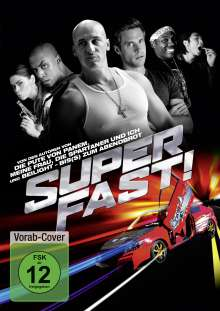 Superfast!, DVD