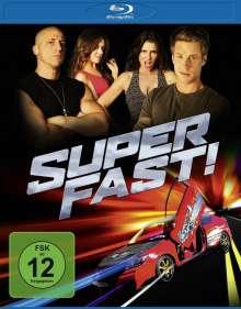 Superfast! (Blu-ray), Blu-ray Disc