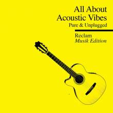 All About Acoustic Vibes: Pure & Unplugged, CD