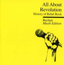 All About Revolution: History Of Rebel Rock (6), CD