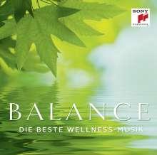 Balance - Die Beste Wellness-Musik, CD