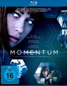 Momentum (Blu-ray), Blu-ray Disc