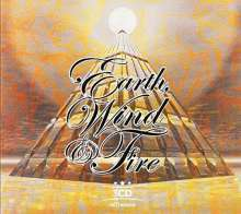 Earth, Wind & Fire: All The Best, 3 CDs