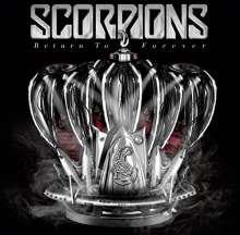 Scorpions: Return To Forever + 7 Bonustracks (Jewelcase), CD