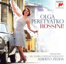 Olga Peretyatko - Rossini, CD