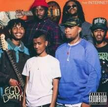 The Internet: Ego Death (Explicit), CD