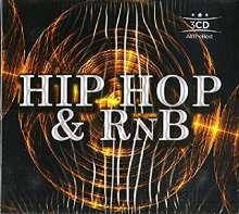 All The Best Hip Hop, 3 CDs