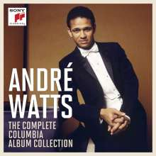 Andre Watts - The Complete Columbia Album Collection, 12 CDs
